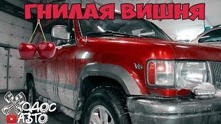Народный автоподбор Opel Monterey ГНИЛАЯ ВИШНЯ.