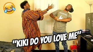 Drake - In My Feelings Challenge | KIKI DO YOU LOVE ME? | #DoTheShiggy