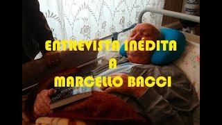 Próximamente charla inédita con Marcello Bacci