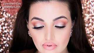 Image for video on Valentine's Day Makeup Tutorial by HerHighnessBySanaa