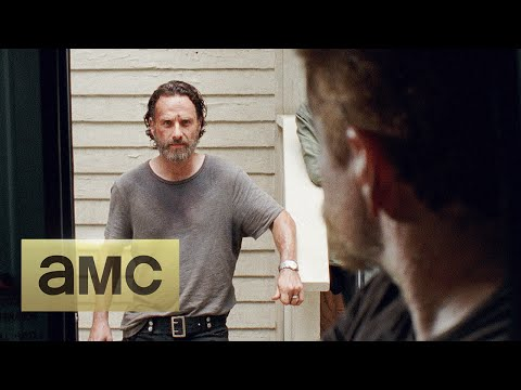 The Walking Dead (A Look at the Final Episodes of Season 5)