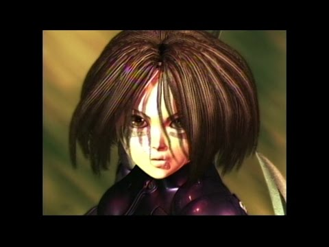Gunnm - Battle Angel Alita - Motorball CGI 3D VFX Short 銃夢