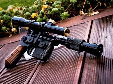 AW custom M712 DL-44 kit field stripping - смотреть онлайн на Hah Life