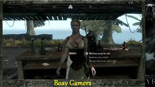 Skyrim◀ Exploring My Huge Mod From begining ►Norseland Mod #1