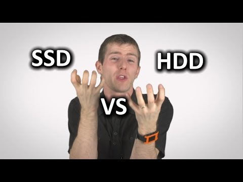 SSDs vs Hard Drives as Fast As Possible