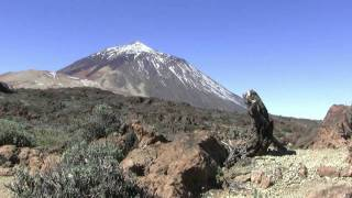 Scenery Video Ecards, Tenerife Island scenery cards
