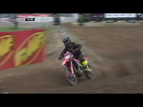 Gajser's second crash - MXGP Qualifying - JUST1 MXGP of China presented by Hehui Investment Group