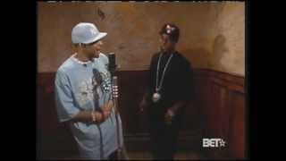 Cam'Ron  Free Style BET 2~rp Video ~__~