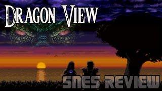 Daria Reviews Dragon View [SNES] - The BEST Beat-Em-Up RPG You