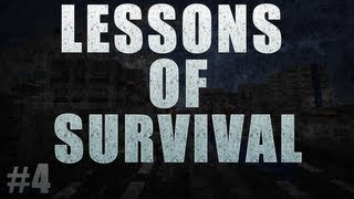 Lessons Of Survival - Episode 4 - You won't survive without food