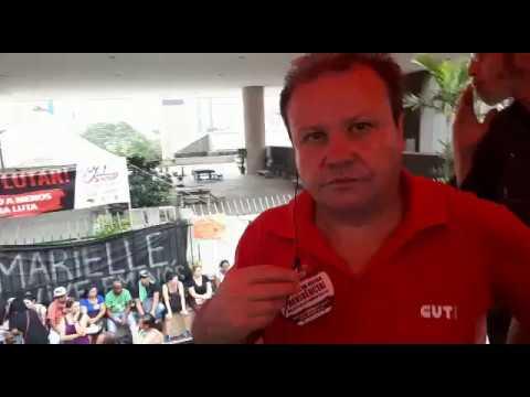 João Batista Gomes fala sobre a continuidade da greve