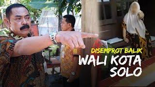 Pasca-viral Video Ibu di Solo Omeli Satgas Pedataan Pemudik, Wali Kota Semprot Balik Suami Pemudik