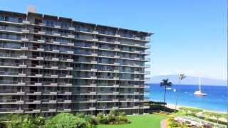 preview picture of video 'Maui Resorts presents oceanfront and oceanview vacation rentals at the Whaler on Ka'anapali Beach'