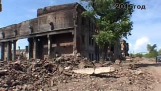 Рубцовск, 2015 год. От крупнейшего машиностроительного центра Сибири остались только развалины