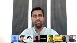 गूगल द्वारा हिंदी वेबमास्टर्स के लिये Hangouts ऑन एयर (जनवरी '18)   Kholo.pk