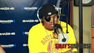 Doe B Freestyles on Sway in the Morning