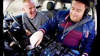 Fatboy Slim & Eats Everything - Live @ The Car, Carpool DJs 'All The Ladies' Mash-Up 2020