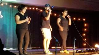 The Golden Angels! Southland Christian Talent Show