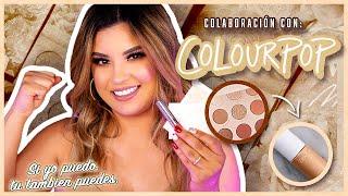Mi primera Colaboración de maquillaje x Colourpop I ROCCIBELLA