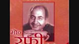 Film Pooja, Year 1954, Song Holi Aaye Pyari Pyari by Rafi