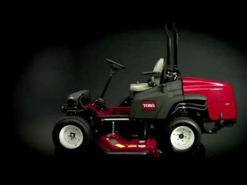 Toro Groundsmaster® 360 Quad-Steer™ Mower (US) - Intro