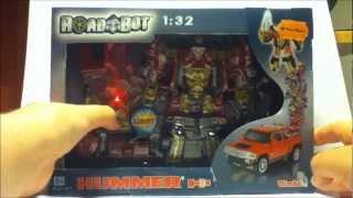 Roadbot Hummer H3 von Simba | German Review (Deutsch)