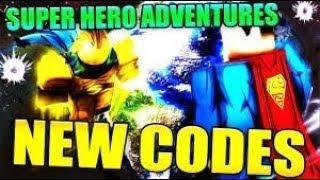 roblox super hero adventures online codes 2019 - TH-Clip