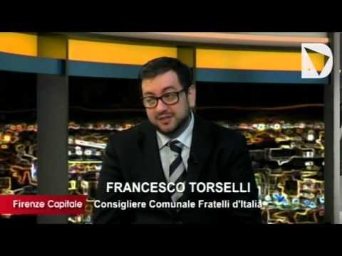 Firenze Capitale - Faccia a faccia con i nuovi protagonisti dell'amministrazione cittadina.