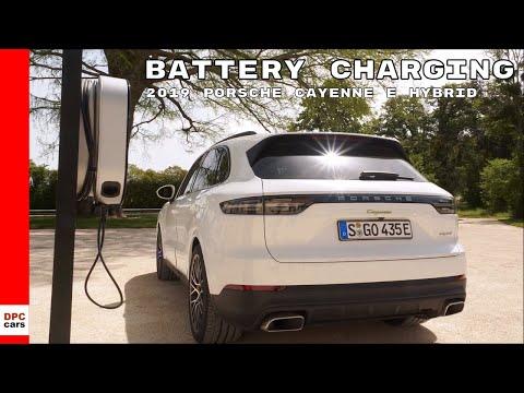 Porsche Cayenne E Hybrid Кроссовер класса J - рекламное видео 2
