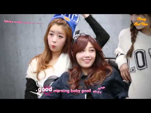 [Video] [Vietsub + Kara] Good Morning Baby - A Pink