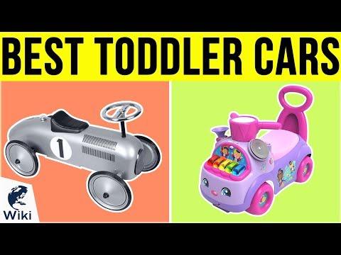 10 Best Toddler Cars 2019