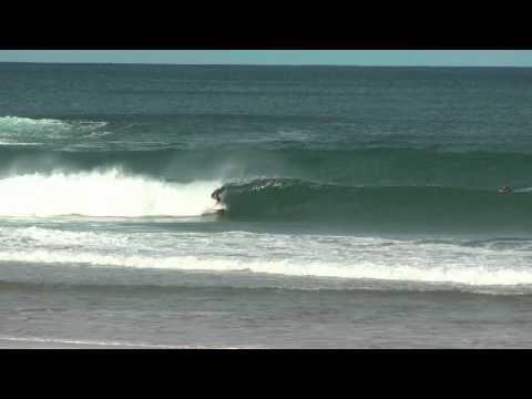 Surf at Bilgola Beach