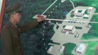 North Korean Border Guard Explains 38th Parallel