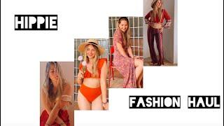 Sommer Hippie Fashion Haul 2020