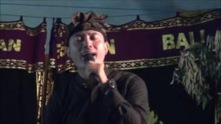 TISON  - PELAIBANG NAK PESIAR (Live Perform Buda Keling - Karangasem)