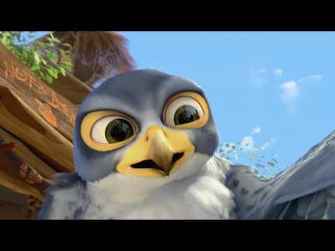 Video trailer för Adventures in Zambezia - Trailer