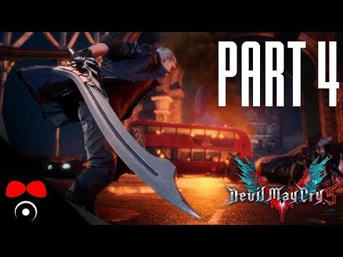 JEZDÍCÍ DIVADLO! | Devil May Cry 5 #4