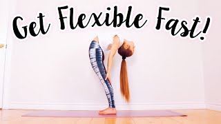Flexibility Stretches For Beginners - Full Body Routine!