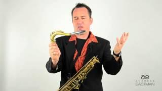 52nd Street Tenor Saxophone- Kirk Tracy