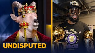 Skip & Shannon react to LeBron & the Lakers winning the 2019-20 NBA Finals | NBA | UNDISPUTED