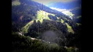 preview picture of video 'Actionreiche Incentiveidee - Flying Fox in Leogang'