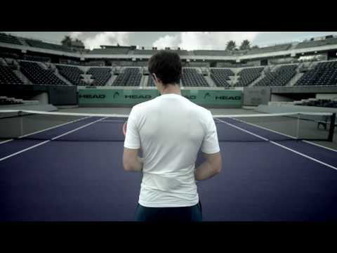 HEAD Graphene Radical: Andy Murray