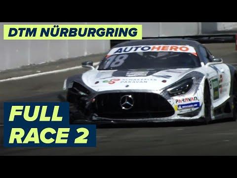 DTM DTM ニュルブルクリンク(ドイツ)  レース2のライブ配信動画