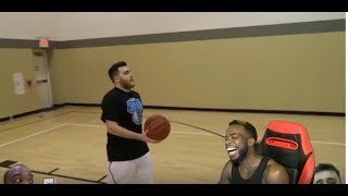 REACTING TO THE TOP 10 BEST AND WORST BASKETBALL YOUTUBERS!