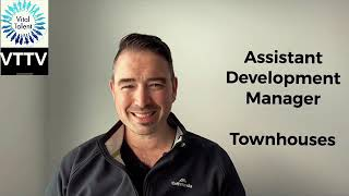 Assistant Development Manager Opportunity - Melbourne