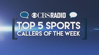 """Top 5 Sports Callers: March 9th """"Black Diamonds"""""""
