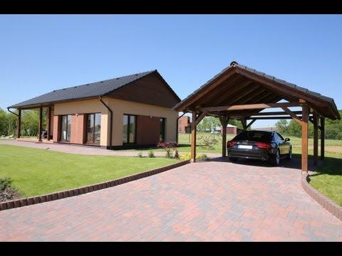 Stavba domu in FAMILY HOUSE – Vzorový dům Soběhrdy