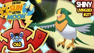 Swellow  - (Pokémon) - NO LOOK SHINY SWELLOW!! Quest For Shiny Living Dex #277 | USUM Shiny #62