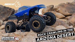 Redcat Everest-10 RC Crawler - 1:10 Brushed Electric Rock Crawler