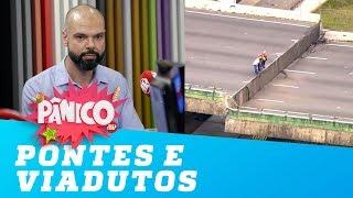 Covas explica situação das pontes e viadutos em SP